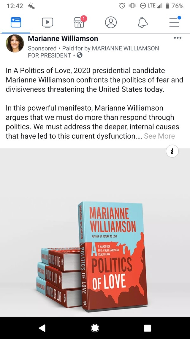 Marianne Williamson Knows You Think She's a Joke  But Her