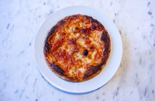 Da michele pizza al padellino margherita