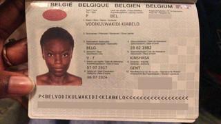 geen voornaam op Belgische identiteitskaart