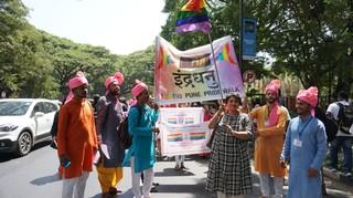 pride march parade India pune 2019