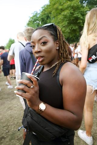 Celeste, at Wireless Festival 2019