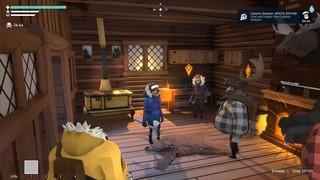 Project Winter - Cabin