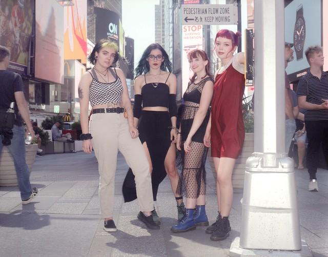 Doll Skin's Joyful Pop Punk Is the Future - VICE