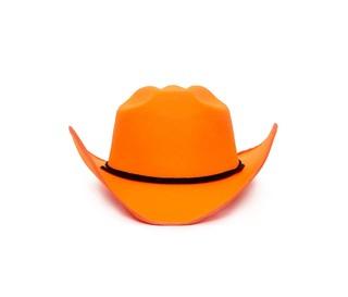 Rodeo hat in orange