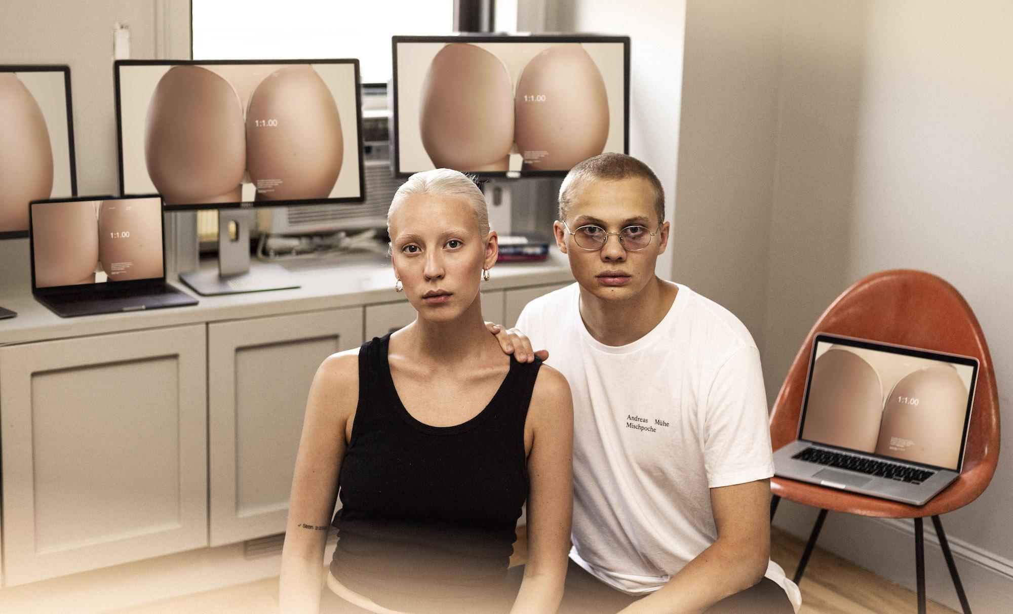 Ida Jonsson and Simon Saarinen
