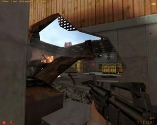 Screenshot von Half-Life Escape