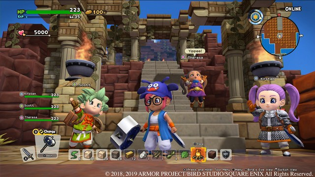 Dragon Quest Builders 2' Is a Giant To-Do List, and I Love