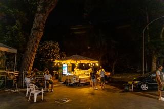 LIton porta metronia cocomeraro roma