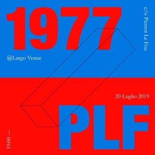 Artwork 1977magazine vol. IV release party di Paolo Fabbri