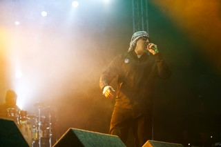 Cypress Hill on the Noisey Stage at Lovebox festival 2019