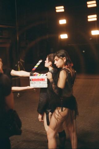 charli xcx 'gone' chris music video bts i-D