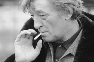 Robert Mitchum / The Netherlands / 1986 55 x 73,1 cm © Terry O'Neill