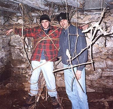 blair witch set