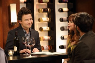 jonathan taylor thomas in 2013 on the set of Last Man Standing