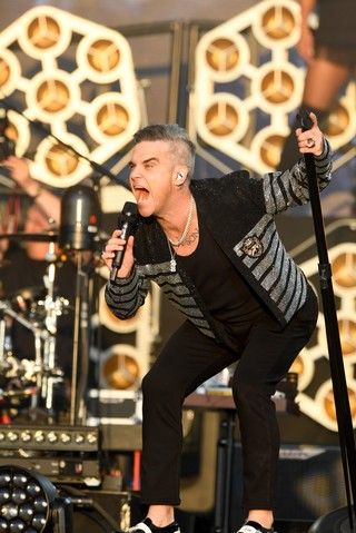 Robbie Williams Hyde Park BST 2019 David J Hogan