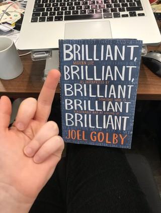 Joel Golby VICE Summer Reading