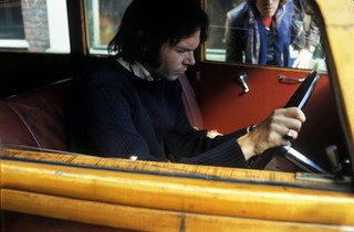 neil young 1974 rolls royce