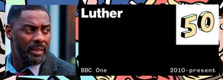 Luther VICE 50 Best TV Shows