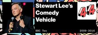 Stewart Lee's Comedy Vehicle VICE 50 Best British TV Shows