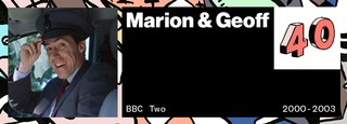 Marion and Geoff VICE 50 Best British TV Shows
