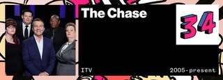 The Chase VICE 50 Best British TV Shows