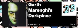 Garth Marenghi's Darkplace VICE 50 Best British TV Shows