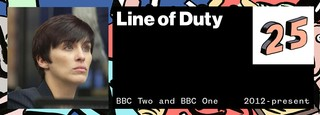 Line of Duty VICE 50 Best British TV Shows