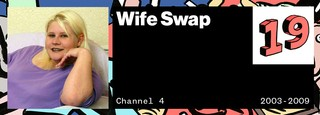 Wife Swap VICE 50 Best British TV Shows