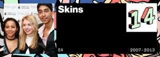 Skins VICE 50 Best British TV Shows