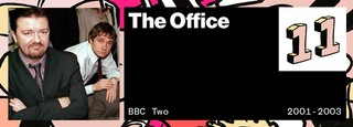 The Office VICE 50 Best British TV Shows
