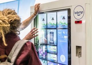 CBD vending machine