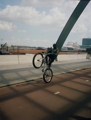 riders Amsterdam