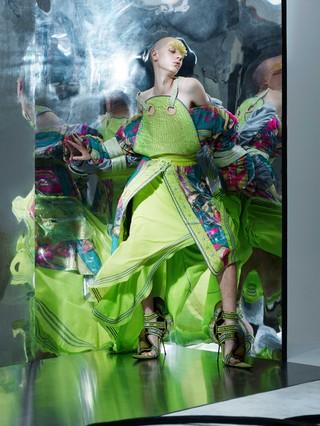 Sensen Lii modeontwerper