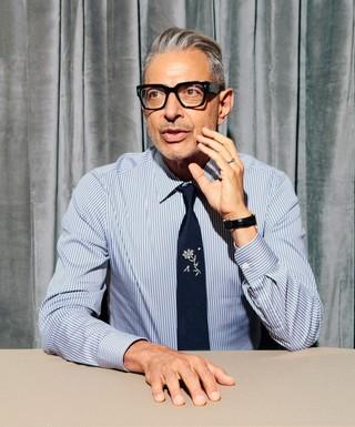 Jeff Goldblum wearing Prada, photographed by Elizabeth Renstrom for VICE