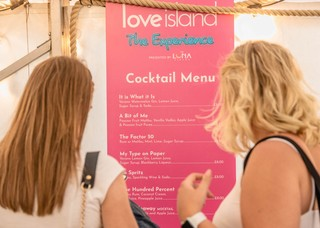 love island cocktails