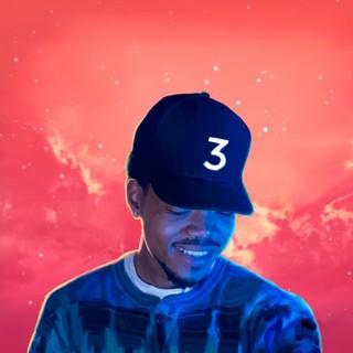 chance rapper coloring