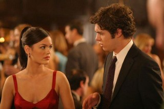 Summer and Seth on The O.C.