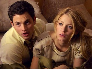 Lonely Boy and Serena on Gossip Girl