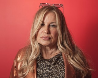 Jennifer Coolidge American Pie Anniversary by Chris Bethell