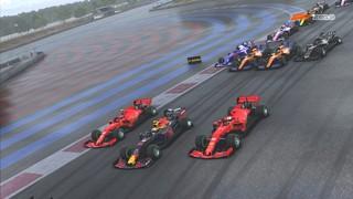 Driver AI F1 2019