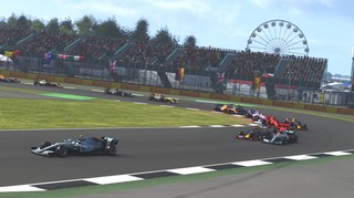 F1 2019-Driver-AI-Silverstone