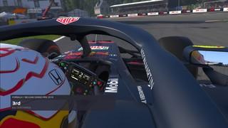 F1-Driver-AI 2019 Verstappen