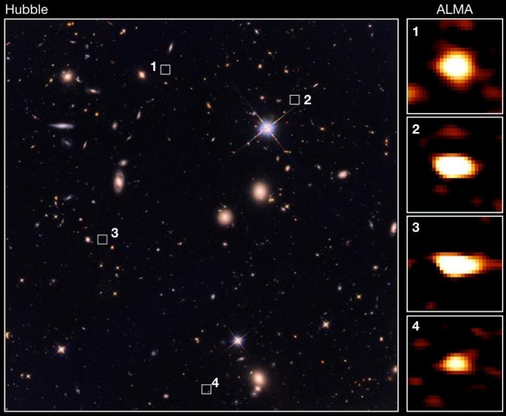 Scientists Just Discovered 39 'Invisible' Galaxies - VICE