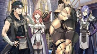 Fire Emblem Gaiden - Leon on the Right
