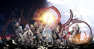 Fire Emblem Fates Key Art