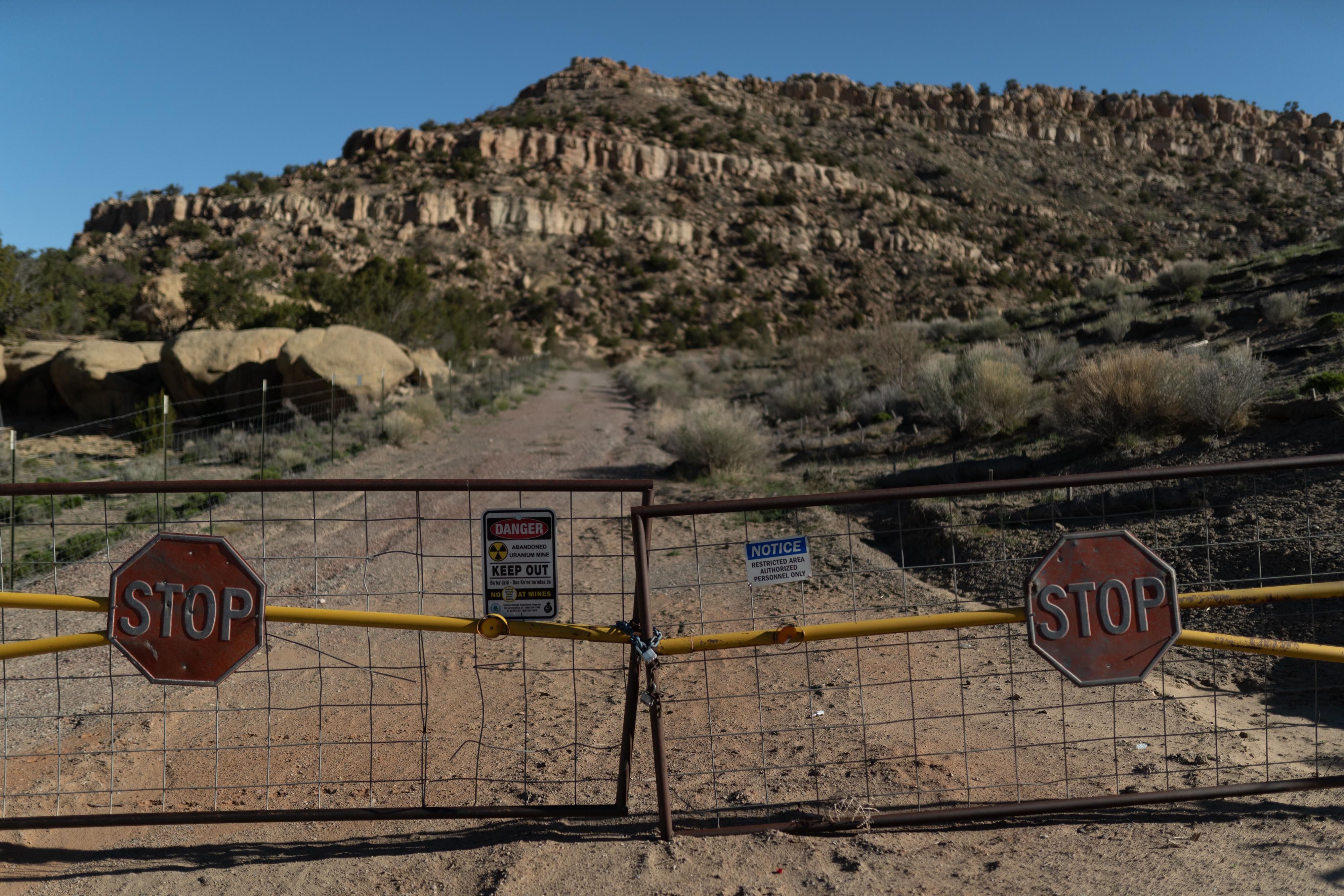 Church Rock, America's Forgotten Nuclear Disaster, Is Still