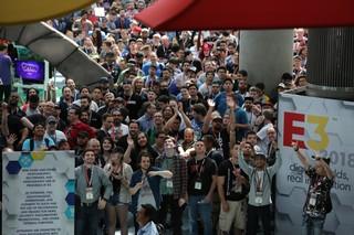 E3 Expo Hall