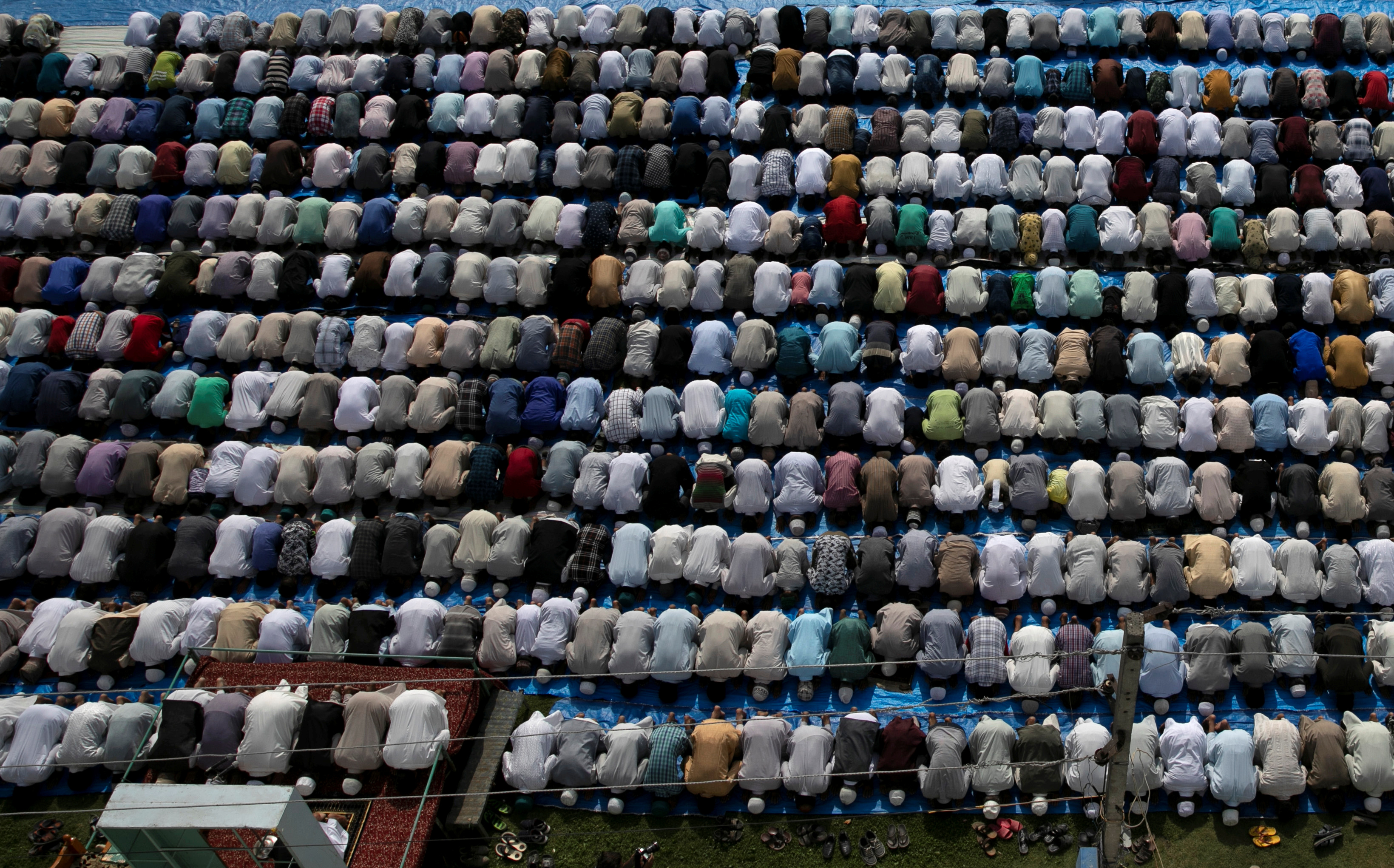 This Is What Eid in Kashmir Looked Like