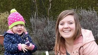 Annika und ihre Tochter
