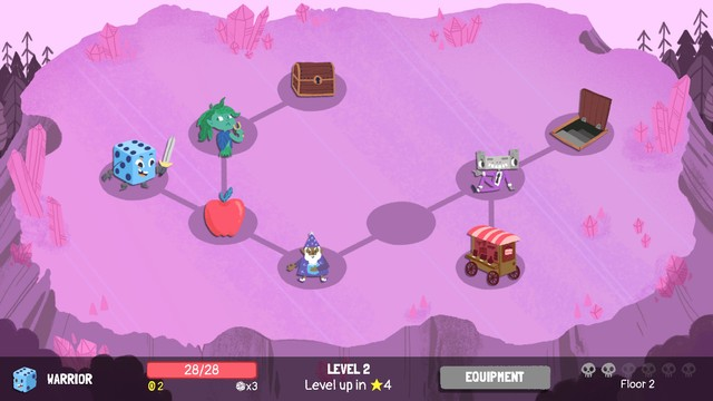 Dicey Dungeons' Will Help You Understand the Best New Genre